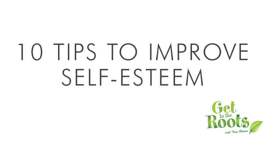 Improve Your Self-Esteem