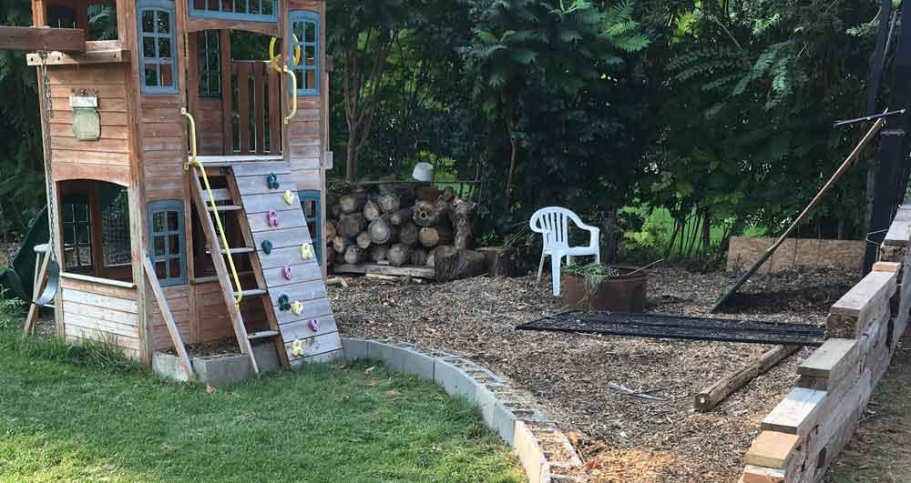 wood chip pile 5